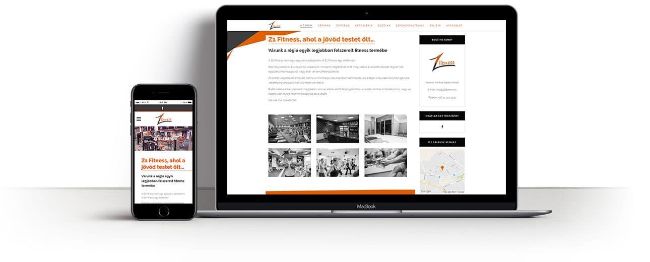 weboldal-keszites-z1fitness